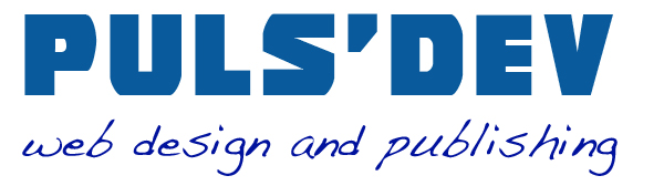 Logo PulsDev Small Screen